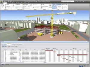 impr-ecran-navisworks_planification-5d-de-produits
