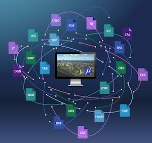 Interopérabilité Microstation Connect vs Microstation V8i
