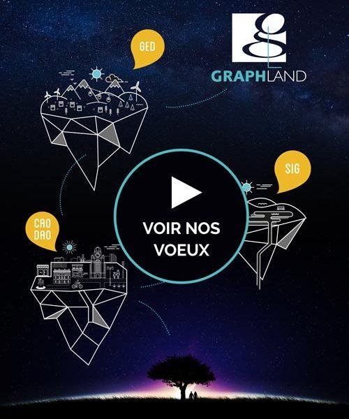 VOEUX 2018_Graph Land