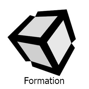unity 3D formation
